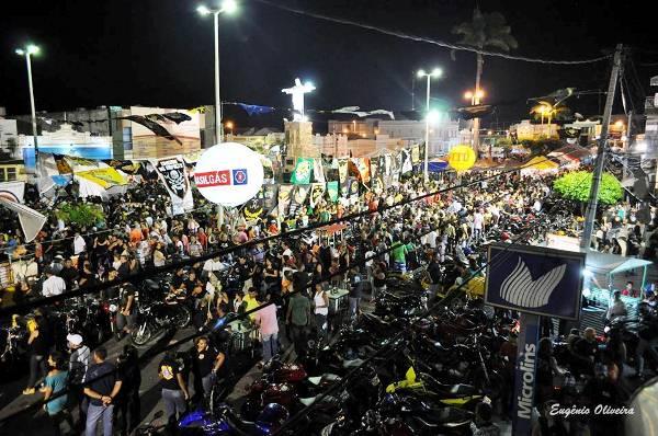 Começa hoje a 12ª edição do Cactus Moto Fest