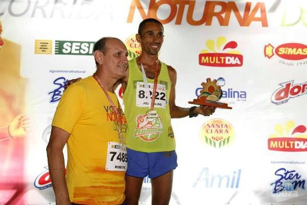Como desportista, Aranha é um atleta que já conquistou muitos títulos ao longo de suas competições.
