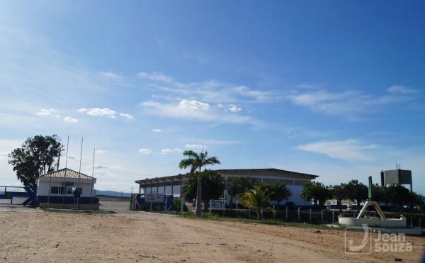Prédio da Cersel, localizado no município de Currais Novos.