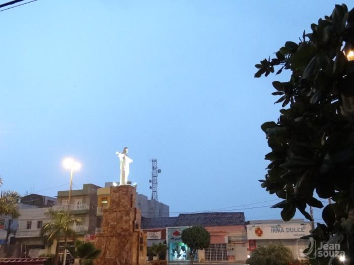 Praça Cristo Rei.