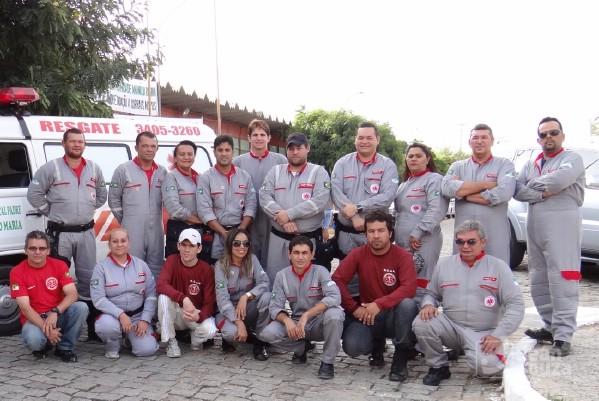 Equipe presta um ótimo serviço à população curraisnovense.