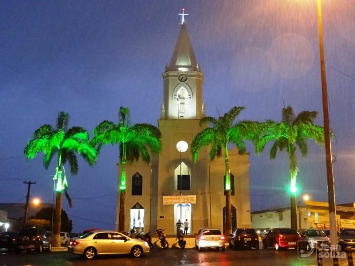 Igreja Matriz de Sant'Ana.