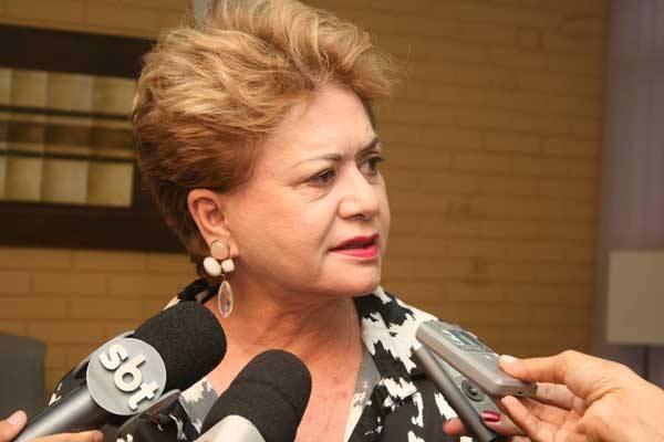 Wilma deve retornar à prefeitura em breve.