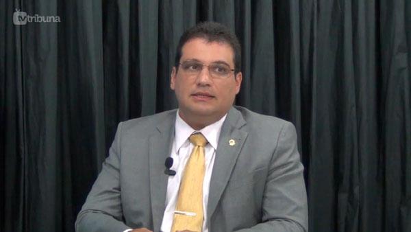 Airton Romero Ferraz, advogado da Adidas em Natal.