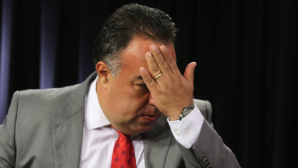 Vargas, que é vice-presidente da Câmara, vinha sofrendo pressão do PT.