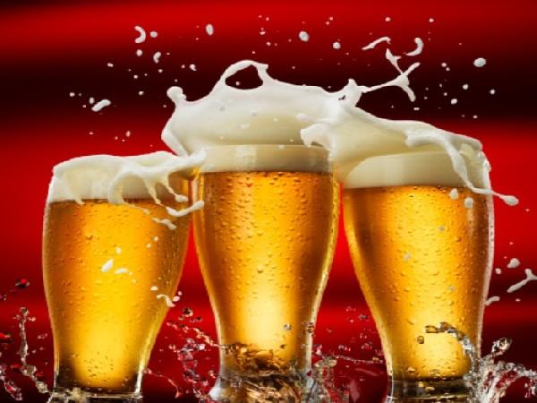 A cerveja será mais uma vez tributada.