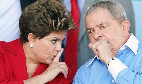 """Dilma afirmou que não se incomodará com """"Volta, Lula""""."""