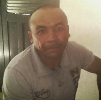 Gilson Carlos, vítima de homicídio.