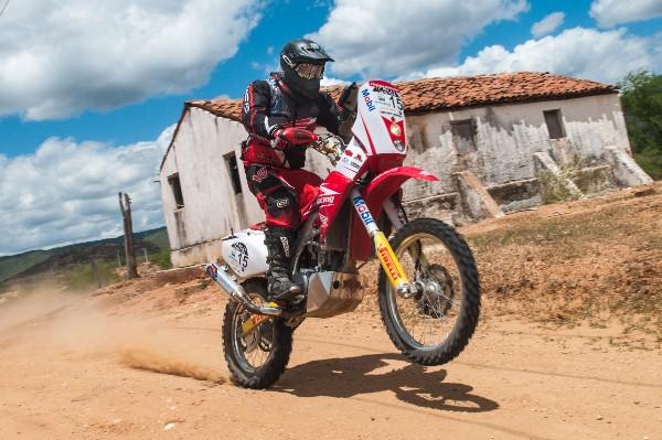 O Rally RN 1500 passa também pelo município Currais Novos.