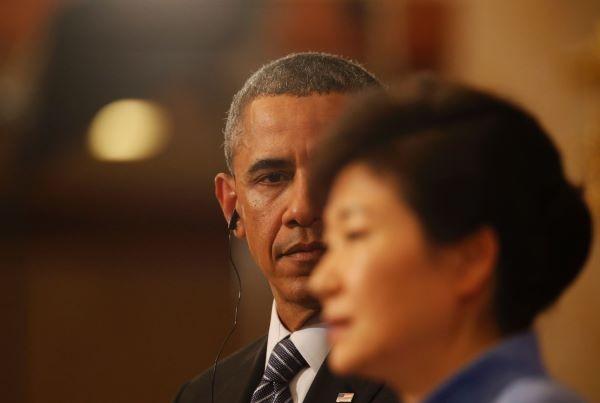 Barack Obama, presidente dos Estados Unidos.