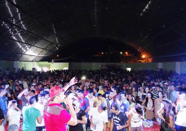 1.500 pessoas prestigiaram o evento em 2013.