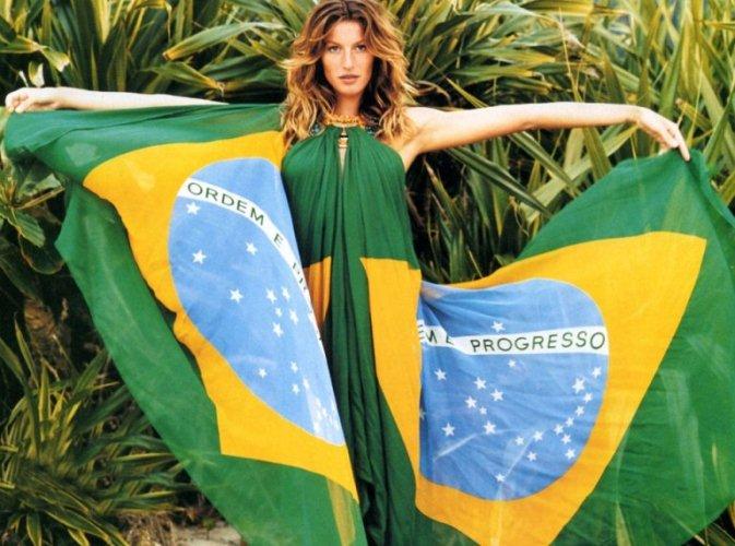Entrega do troféu da Copa do Mundo será abrilhandado pela presença e entrega pelas mãos da top brasileira Gisele Bündchen.