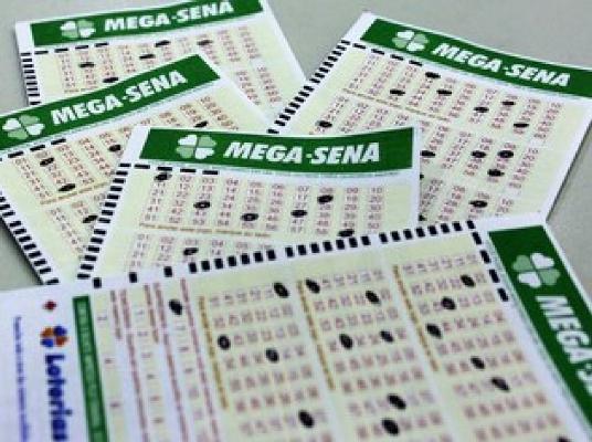 Acumulado, sorteio da mega-sena na próxima quarta (25) ode pagar até R$ 36 milhões.