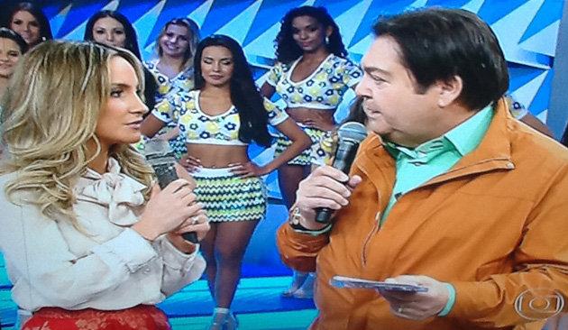 Sem língua presa, Faustão detona cerimônia de abertura da Copa.