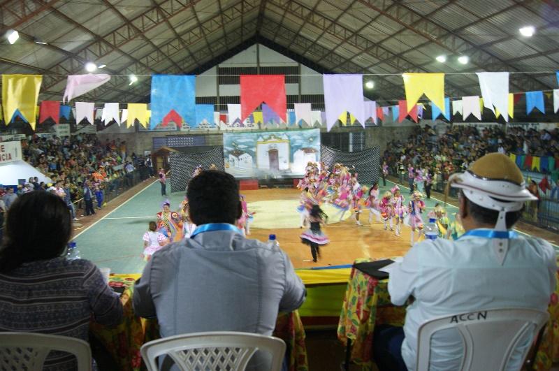 O concurso contou com representantes de várias cidades do RN.