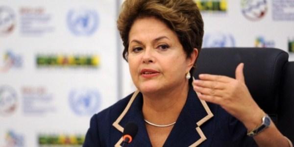 Em seu discurso, Dilma defendeu a valorização da educação e dos docentes.