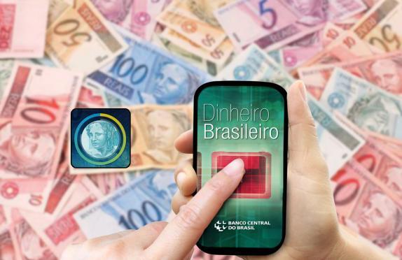 Agora é possível identificar notas falsas de dinheiro através de um aplicativo no celular.