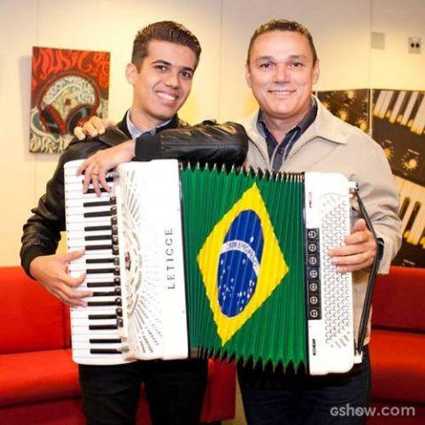 A empresa paraibana que fabrica as sanfonas Lettice, de propriedade do músico Amaza, já tem reconhecimento a nível mundial.
