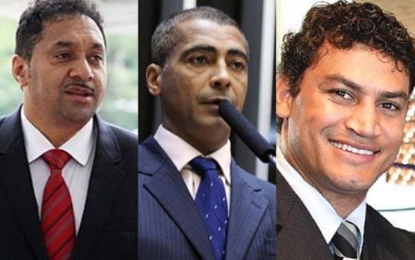 Tiririca, Romário e Popó são alguns dos famosos que voltam a lutar por votos no pleito deste ano.