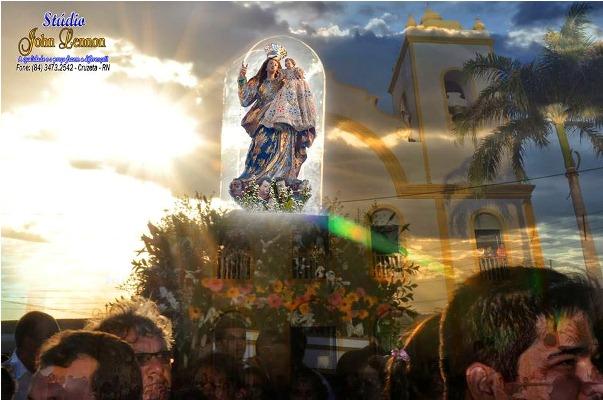 A Festa da Padroeira de Acari acontece em agosto.