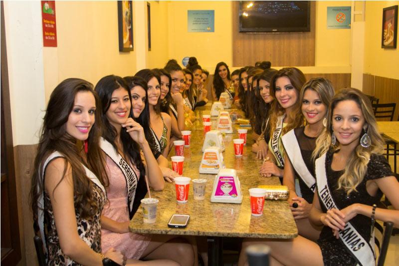 Entre eles, está a Miss Currais Novos Samara Dantas.