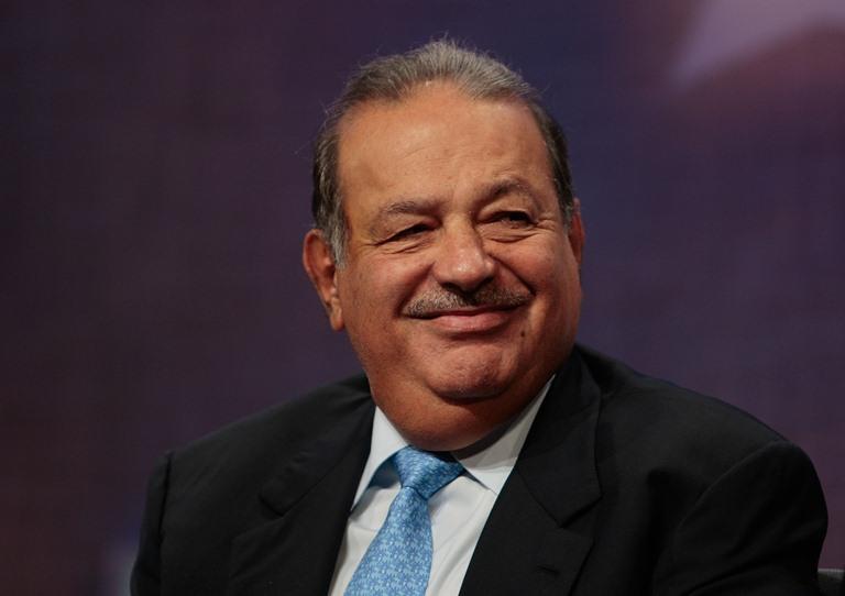 Carlos Slim revela a receita do sucesso.