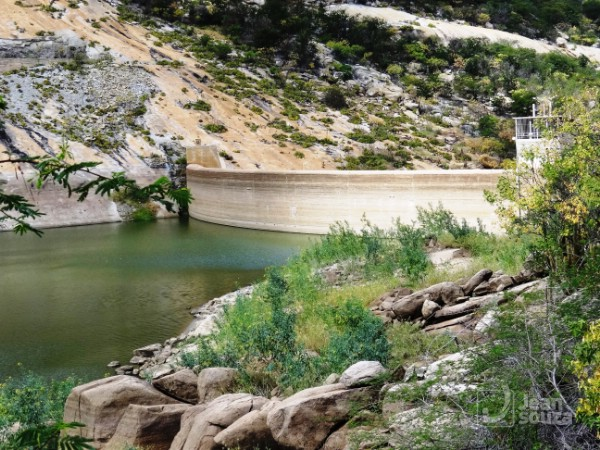 O Gargakheiras tem apresentado o nível d'água mais baixo de todos os tempos.