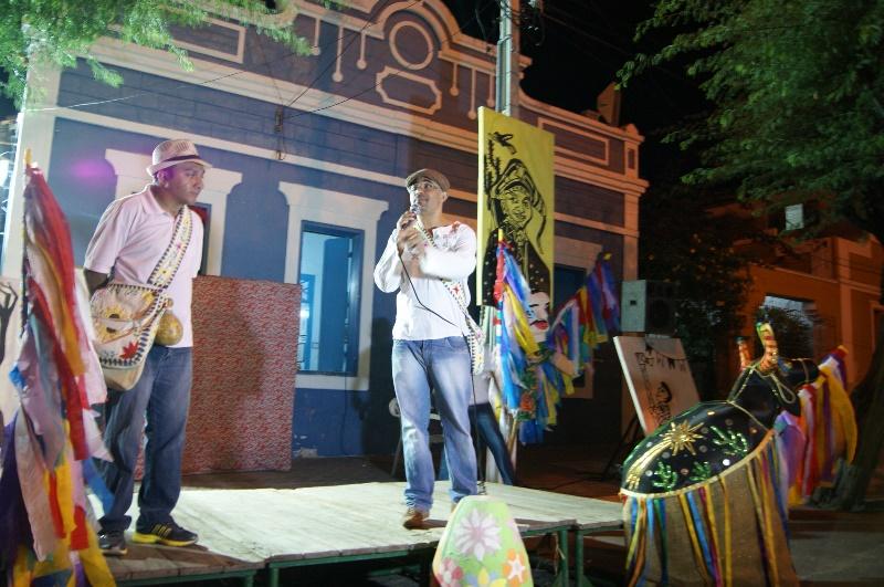 """CULTURA: Currais-novenses prestigiam programação especial em comemoração ao """"Dia do Folclore"""""""