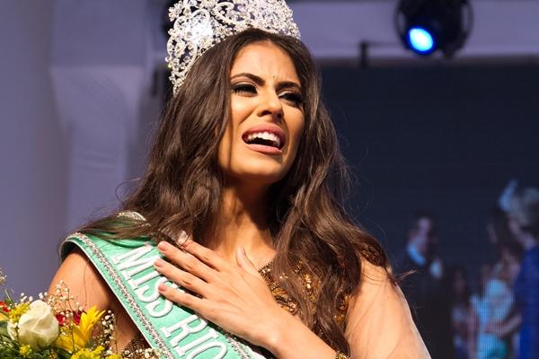 O posto de Miss Rio Grande do Norte 2014 agora será ocupado pela bela Deise, representante de São Gonçalo (Foto: Estúdio 473).