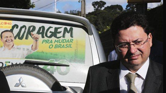 """Em resposta, o presidente nacional do PSB, Roberto Amaral, disse que a direção do partido tomará a decisão """"quando julgar oportuno""""."""