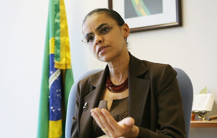 Na primeira pesquisa após a morte de Eduardo Campos, Marina venceria Dilma no segundo turno.