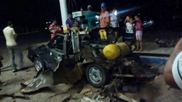 O incidente ocorreu no município de Macaíba.