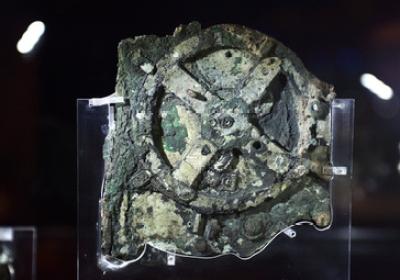 """As peças do """"computador"""" pode ter 2 mil anos."""