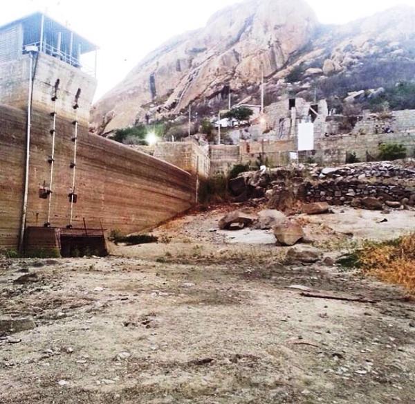A situação é crítica, o Gargalehiras encontra-se com menos de 7% de sua capacidade hídrica.