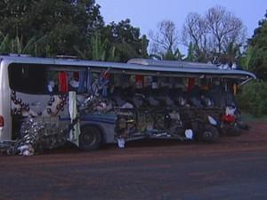 Além das 11 vítimas fatais, pelo menos 30 pessoas ficaram feridas.