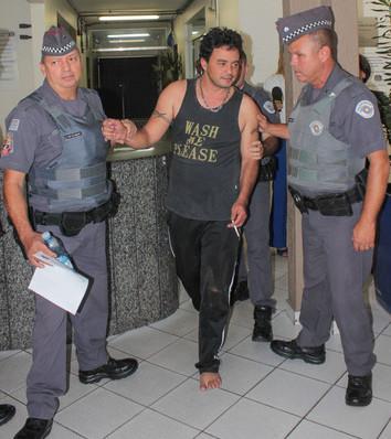 Renner foi detido na última sexta-feira em SP após se envolver em um acidente de trânsito.