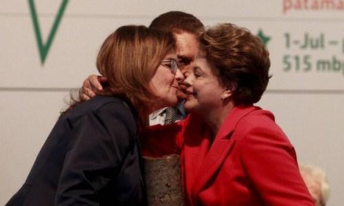 """""""A presidente vai resistir o quanto puder"""", disse uma fonte do Planalto."""