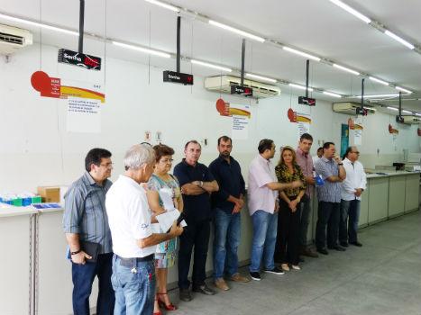 A solenidade aconteceu na Central do Cidadão. (Foto: Vlaudey Liberato).