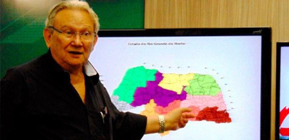 Siderley vem percorrendo toda a região em busca da instação da Sidys em vários municípios do Seridó e Trairi.