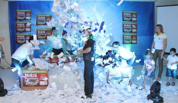 404.900 cupons foram distribuídos para as empresas credenciadas.