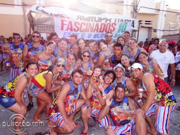 O Carnaval de São Vicente é considerado um dos mais animados do Seridó.
