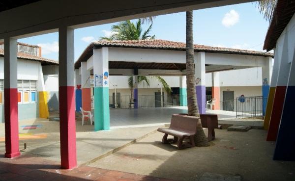 Escola Ausônio Araújo.