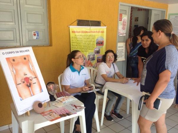 """""""I Estação Família"""" reuniu beneficiários de programas sociais nesta terça, 20, na SEMTHAS"""