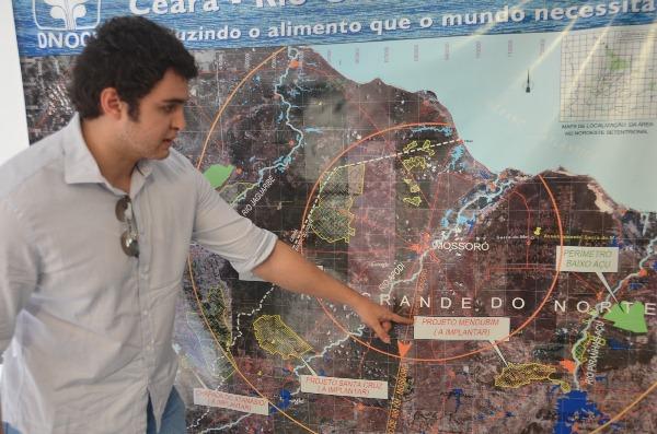 Busca e apreensão foi feita em residência de sobrinho de Henrique Alves durante operação PF/DNOCS