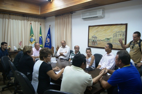 SEGURANÇA: Reunião na Prefeitura discutiu ações estratégicas para segurança de Currais Novos