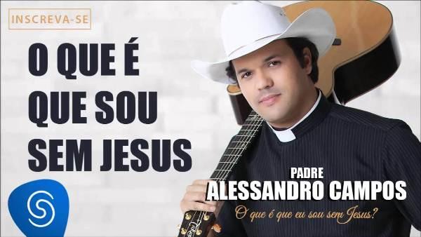 """A música """"O QUE QUE SOU SEM JESUS"""" é uma das mais tocadas nas rádios de todo o Brasil."""