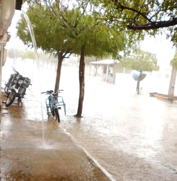 Sexta e sábado de boas chuvas em Frei Martinho/PB
