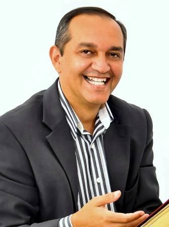 O Pr. João Batista apresentou o programa TV Cidade por dez anos.