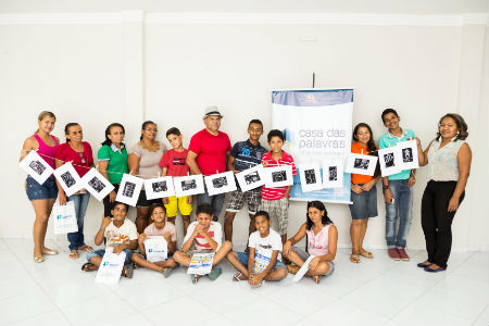 Projeto itinerante Casa das Palavras chega a Currais Novos