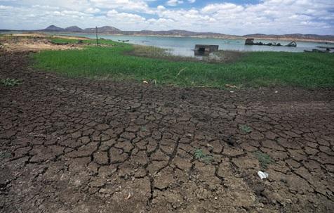 Nível da Barragem Armando Ribeiro chega a 30,4%